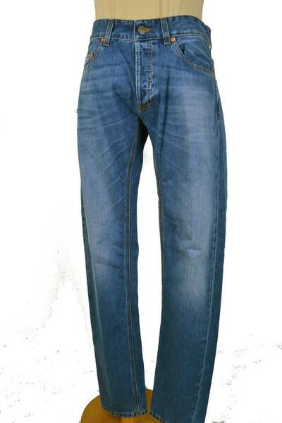 新品 マウログリフォーニ MAURO GRIFONI ジーンズ29 MPT1736 29(S) 新品正規品マウログリフォーニのイタリア製コットン素材のジーンズ