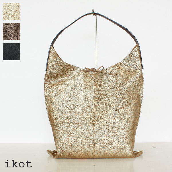 ikot (イコット) トートバッグ クラッキングレザー IK116002