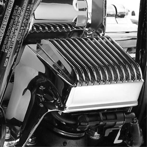 74622-09クローム・ボルテージ・レギュレータート'09以降ツーリングモデル【ハーレー純正カスタムパーツ】
