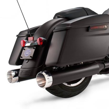550-0622S&SMk45ジェットブラッククロームスラスターエンドキャップ