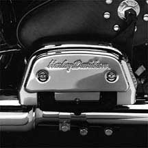 50782-91クロームパッセンジャーフットボードカバー