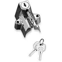 45732-86 유니버설 마운트 헬멧 자물쇠