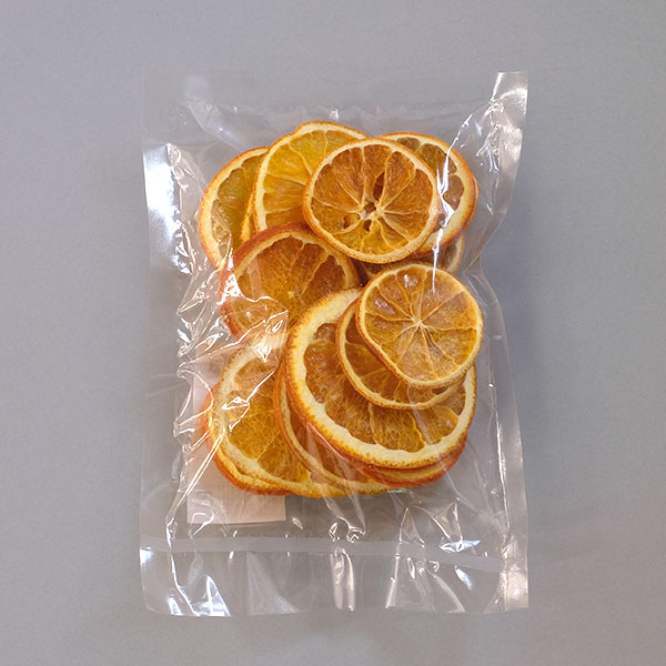 プリザーブドフラワー 花材 花時計 花 造花 プレゼント ギフト オレンジスライス ナチュラル(約50g)プリザーブドフラワー フラワーアレンジメント 花材 花資材 ナチュラル