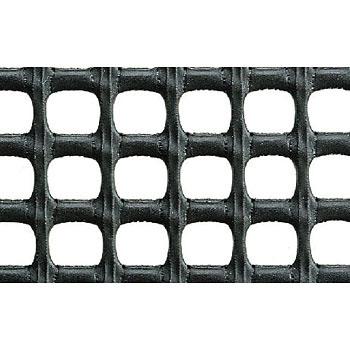 正規激安 ami-n-24-620-620-28 トリカルネット 大きさ:620mm×28m 切り売り メッシュ金網【送料無料】:網メッシュ.ネット_店 28: 黒-DIY・工具