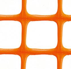 【GINGER掲載商品】 トリカルネット 25: 大きさ:1000mm×25m ami-n-26-1000-25 切り売り メッシュ金網【送料無料】:網メッシュ.ネット_店 オレンジ-DIY・工具