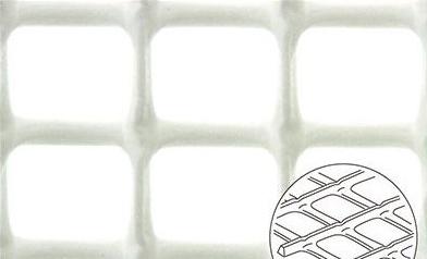 トリカルネット ami-n-minoza-300-300-47 47: 大きさ:300mm×47m 切り売り 白 メッシュ金網【送料無料】