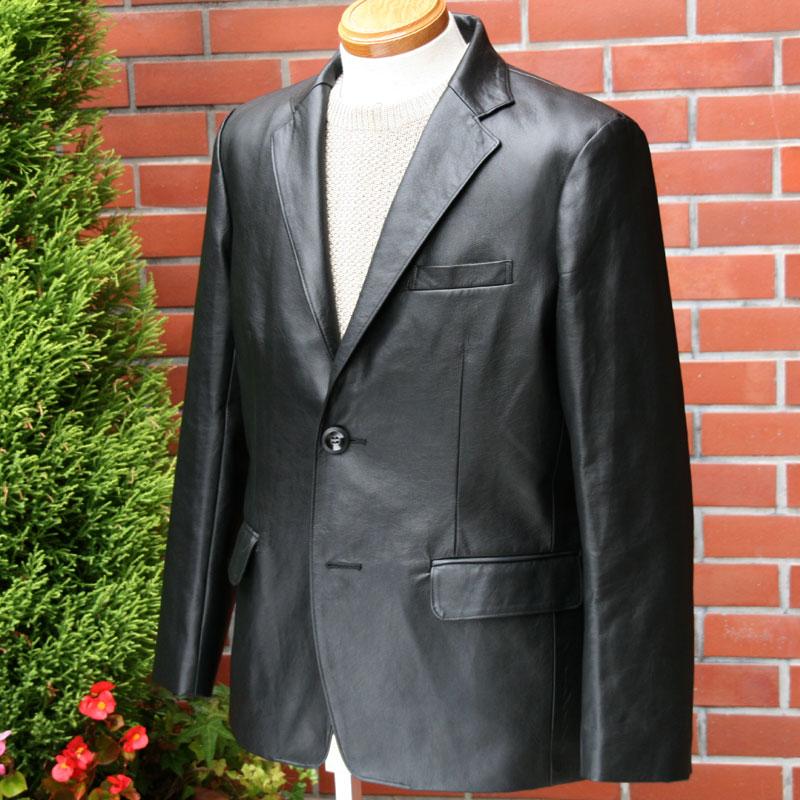 バッジ(VATGE) VXパラダイスBK / カンガルーレザージャケット(made in Japan)オーストラリアからカンガルーレザーを輸入・日本で縫製(名入れは出来ません)