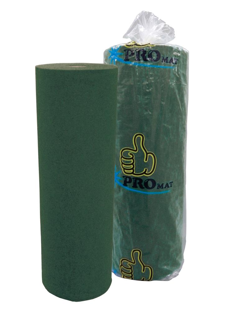 【送料無料】液体吸収マット 品番:AMR2003GR  品名:プロマット®・グリーン