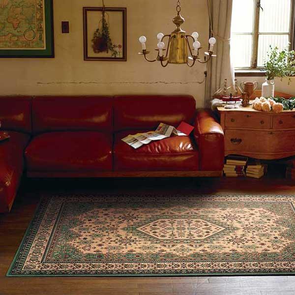 【送料無料 条件付き】ラグ マット 快適ラグ モリヨシ WORLD CARPET BELGIUM BRAND TEBRIZ テブリズ 約170×240cm