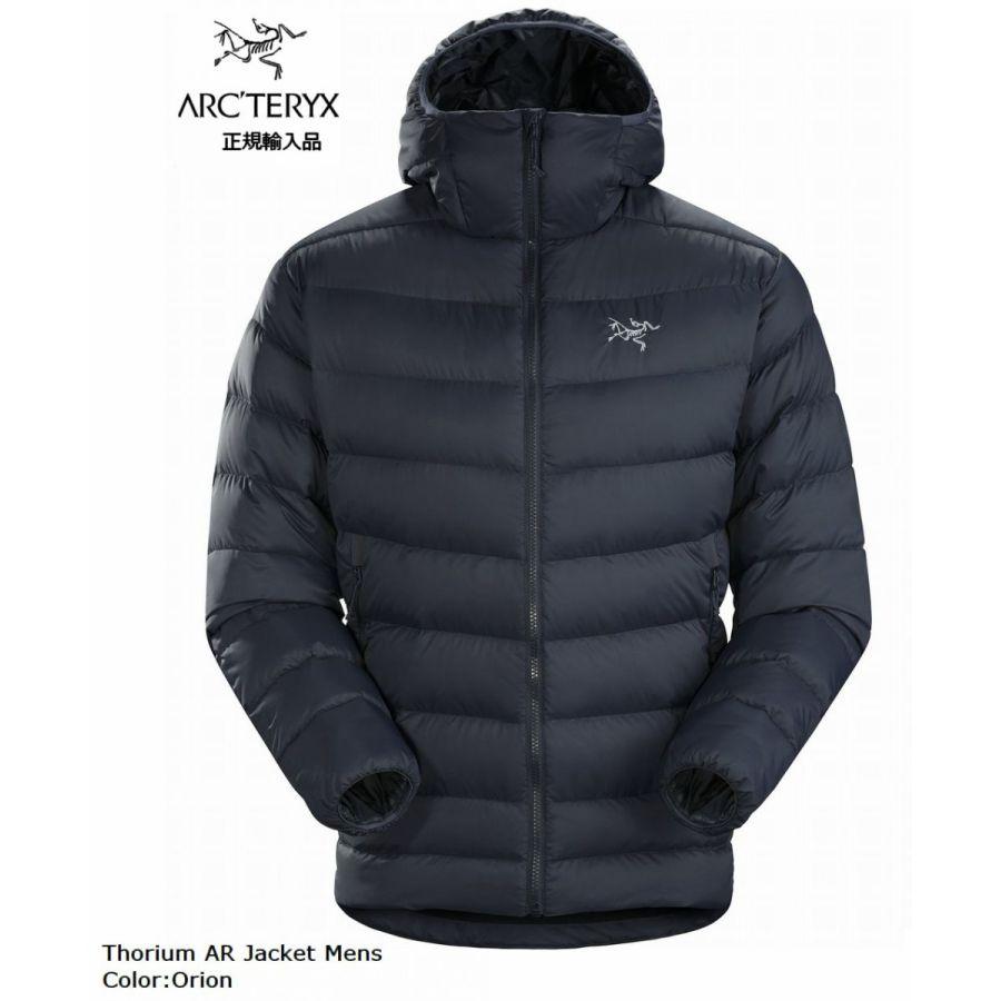 【お買物マラソン期間P5倍】ARCTERYX Thorium AR Hoody Men's アークテリクス ソリウム AR フーディ メンズ ジャケット