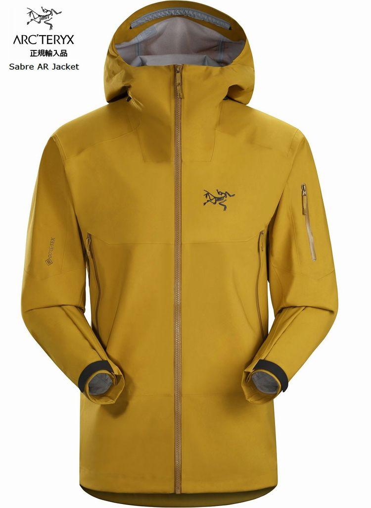 アークテリクス ARCTERYX WHITELINE ホワイトライン Sabre AR Jacket Mens Midnight Sun スキー スノボ スノーボード シェルジャケット ゴアテックス 正規品