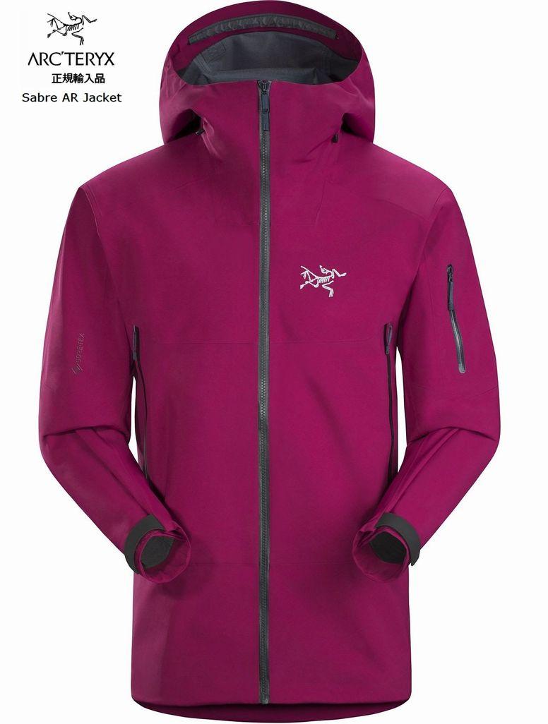 アークテリクス ARCTERYX WHITELINE ホワイトライン Sabre AR Jacket Mens Renegade スキー スノボ スノーボード シェルジャケット ゴアテックス 正規品