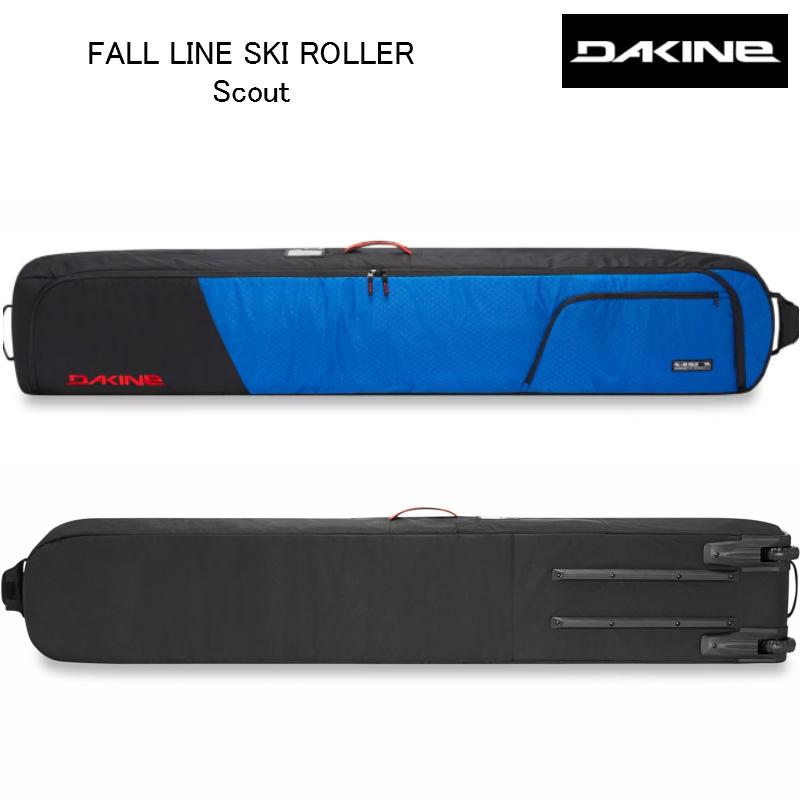 DAKINE FALL LINE SKI ROLLER BAG Scout ダカイン スキー ローラーバッグ スキー道具 一式収納可能