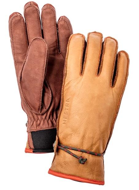スキー グローブ HESTRA へストラ柔らかい革 30720 WAKAYAMA 710750 Cork Brown メンズ レディス