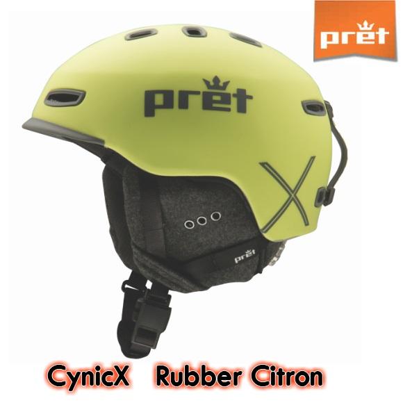 スキー シニック ヘルメット【Pret】プレット Rubber Cynic-X シニック Rubber スノボ Citron スノボ スノーボード MIPS, ポタジェガーデン:434776e0 --- sunward.msk.ru