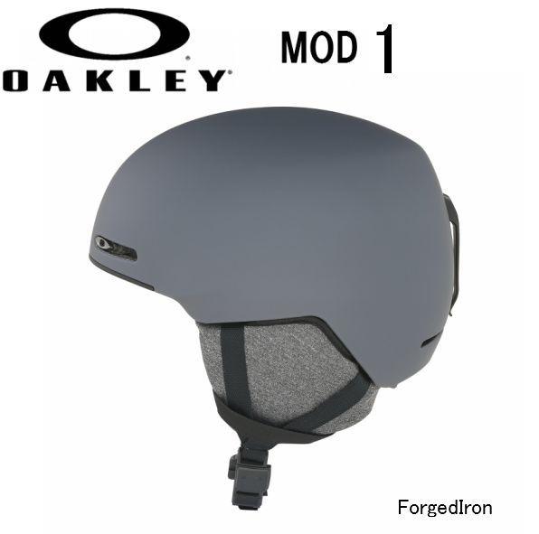 【お買物マラソン期間P5倍】2019 2020 OAKLEY MOD1 ForgetIron AsianFit オークリー スノー ヘルメット スキー スノーボード