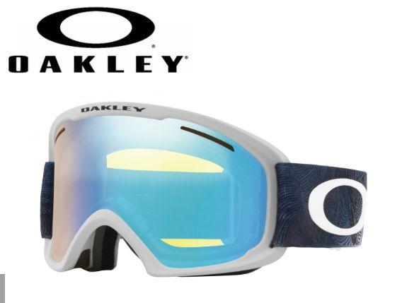 【お買物マラソン期間P5倍】OAKLEY O Frame 2.0 XL Mystic Flow Poseidon オークリー スノーゴーグル スキー スノーボード oo7082-14