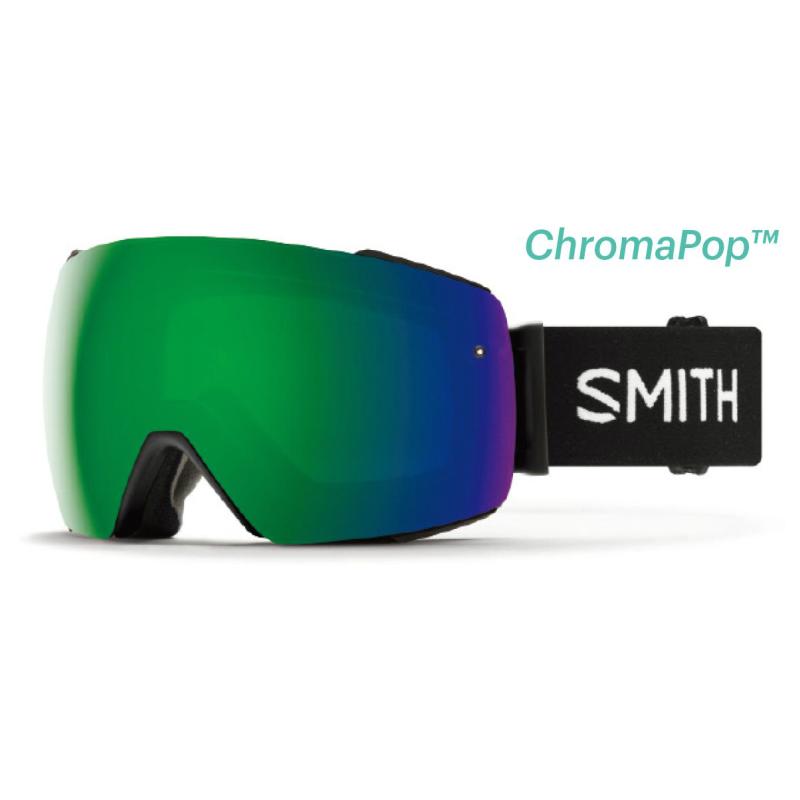 SMITH スミス 2019 I/O MAG BLACK アジアンフィット ChromaPop Photochromic ゴーグル スキー スノボ スノーボード