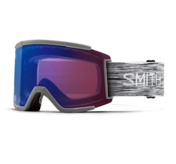 SMITH スミス 2019 Squad XL Cloudgrey アジアンフィット ChromaPop Photochromic ゴーグル スキー スノボ スノーボード