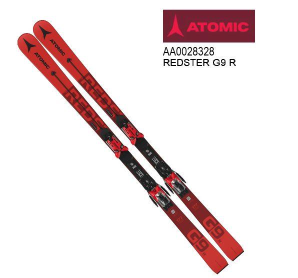 2021 ATOMIC REDSTER G9 R Red アトミック レッドスター レーシング 板のみ 177cm 183cm