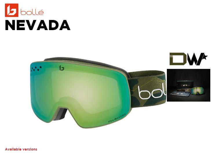 ボレー BOLLE DAVID WISE SIG. PhantomGE JP ボレー ゴーグル スキー スノボ