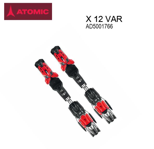 アトミック 2021 ATOMIC X12VAR  ビンディング