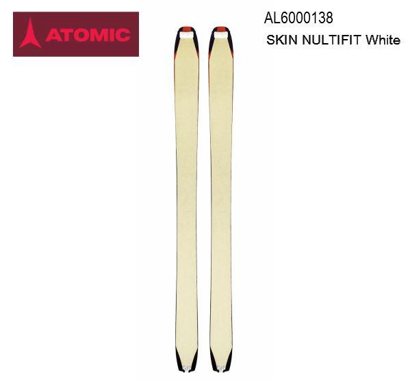 アトミック 2020 ATOMIC SKIN MULTIFIT スキー シール スキン マルチフィット
