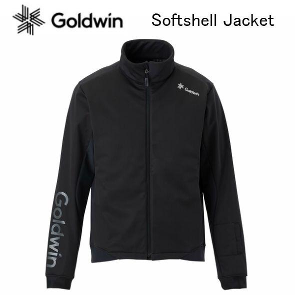 【お買物マラソン期間P5倍】2019 2020 GOLDWIN SOFTSHELL JACKET ゴールドウィン ミドルジャケット