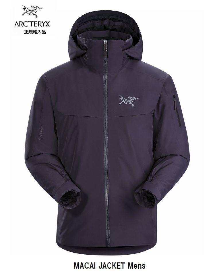アークテリクス ARCTERYX Macai jacket Men's Demma ダウンジャケット GORE-TEX マカイ ジャケット メンズ 正規輸入品