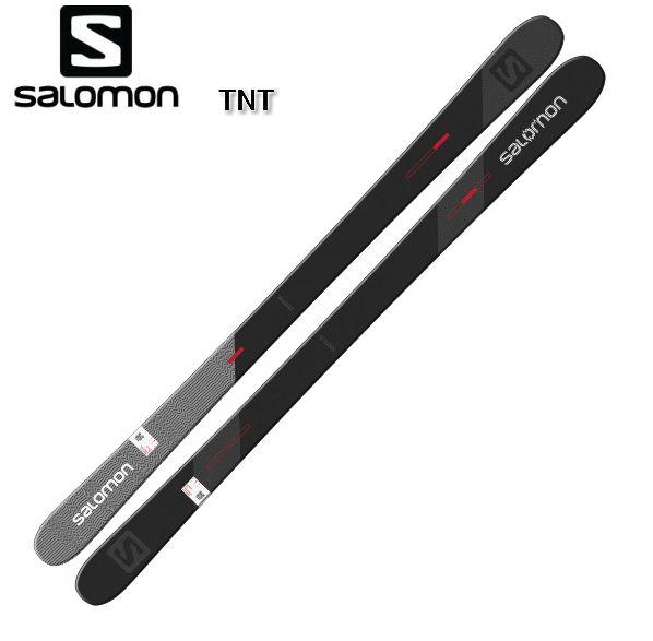 サロモン 2021 SALOMON TNT  TNT スキー パウダー 板のみ