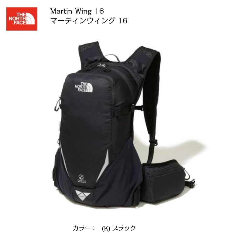 THE NORTH FACE MARTIN WING 16 K ザ・ノース・フェイス マーティンウィング16 ブラック