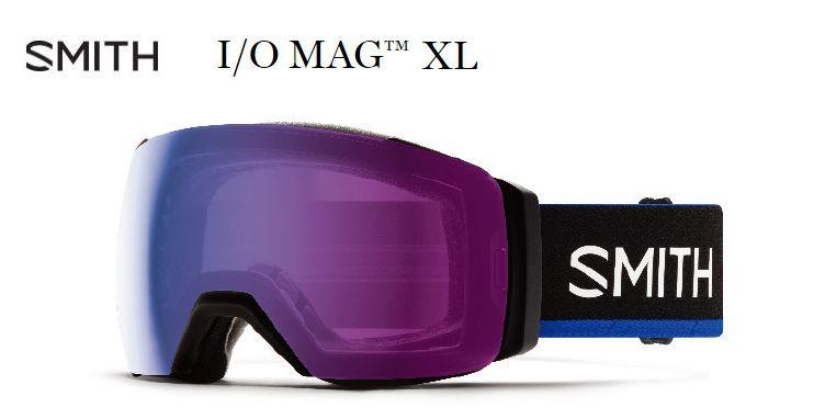 【お買物マラソン期間P5倍】2020 SMITH I/O MAG XL THE NORTH FACE Blue スミス 調光モデル ゴーグル ノースフェイス