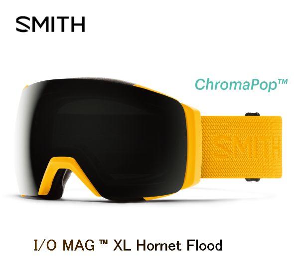 スミス 2020 SMITH I O MAG XL Hornet Flood  ゴーグル スキー スノボ スノーボード