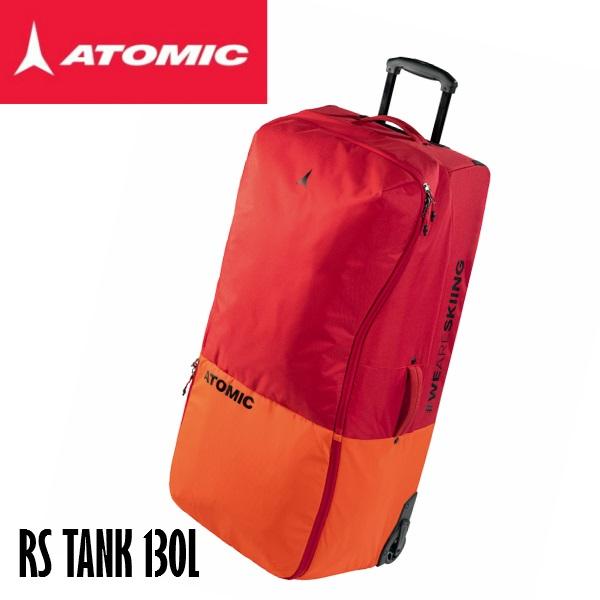 大型 トラベルバック【ATOMIC】アトミック RS TANKER130L スキー/キャスター付き/バック/2019