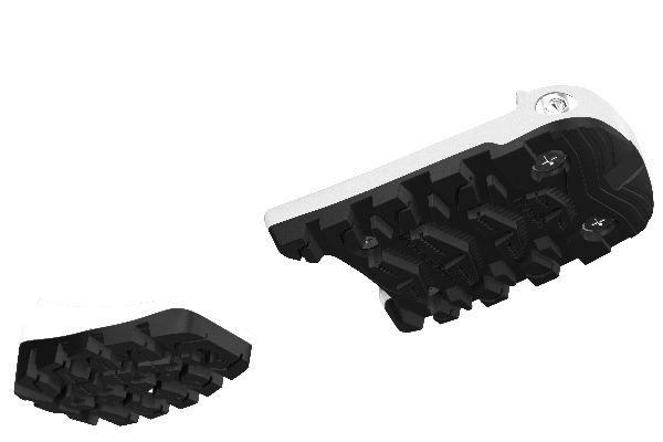 【お買物マラソン期間P5倍】【ATOMIC/アトミック】BCで便利!テックビンディング対応の交換用ソール。MULTI-NORM TOURING GRIP PADS