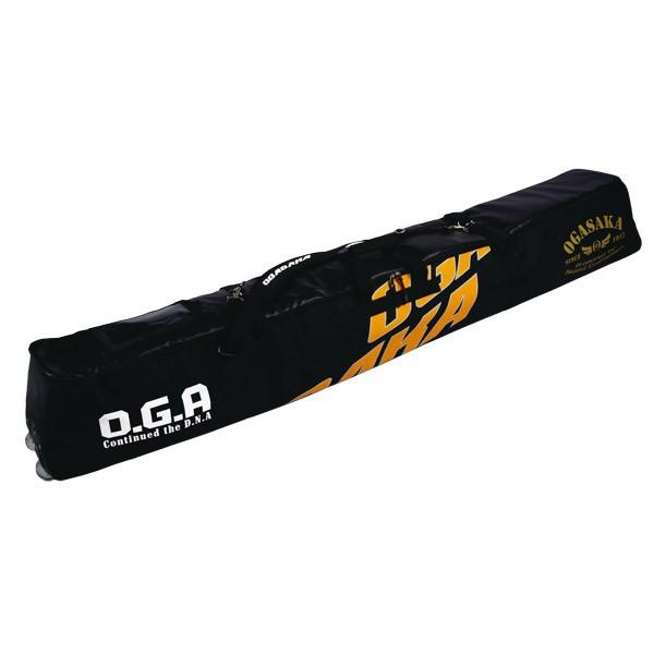 【お買物マラソン期間P5倍】スキーケース【OGASAKA】オガサカ TWO DXW 2台用 SKI CASE
