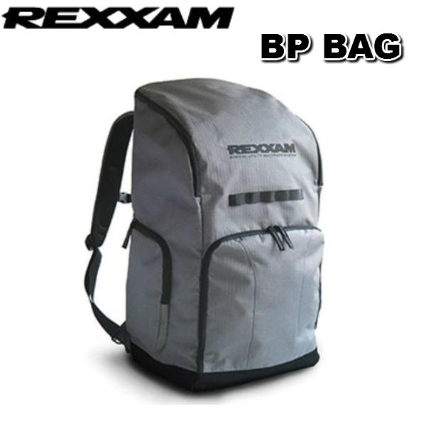【お買物マラソン期間P5倍】【REXXAM】B.P BAG 使いやすいマルチ収納2WAY バックパック50L マルチ収納 縦型