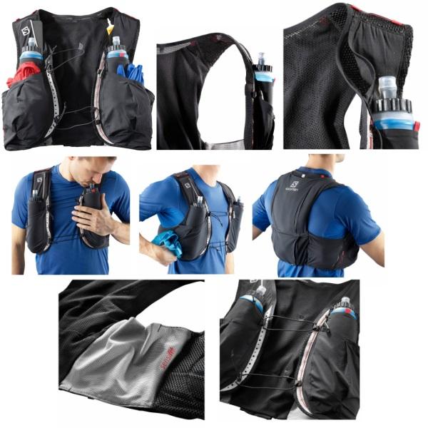 salomon s-lab sense ultra 8 hydration vest xls