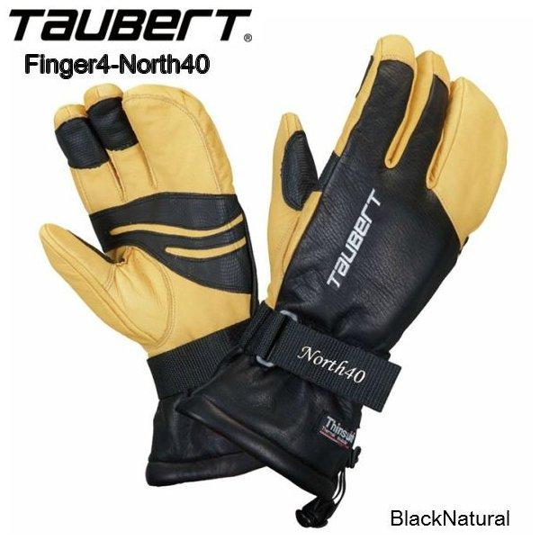 トーバート TAUBERT FINGER4-North40 BkackNatural  フィンガー4 ノースフォーティ スキー スノボ メンズ レディス