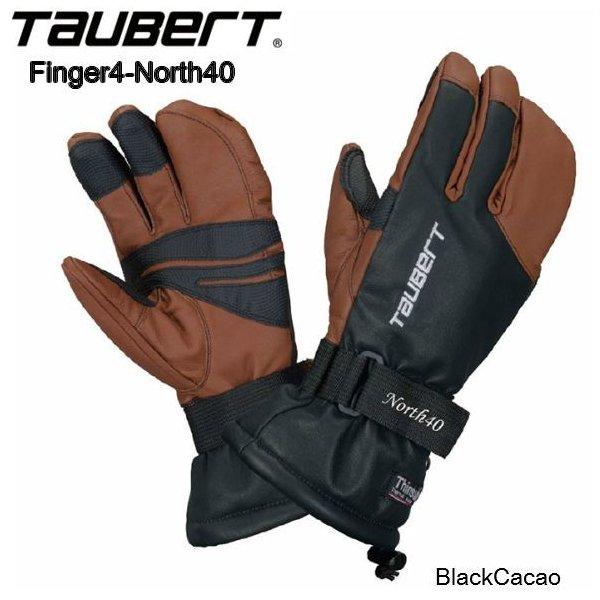 トーバート TAUBERT FINGER4-North40 BkackCacao  フィンガー4 ノースフォーティ スキー スノボ メンズ レディス