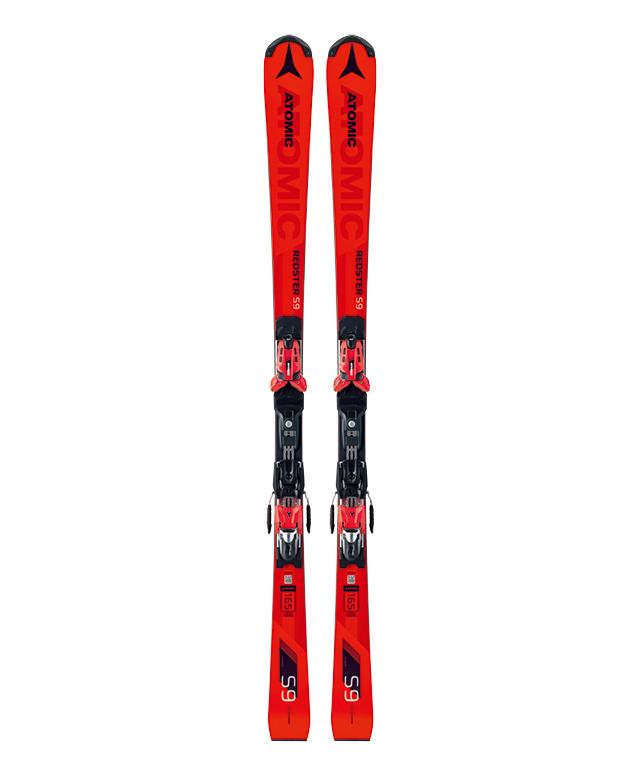 【スーパーセール大特価】2018/2019 ATOMIC REDSTER S9 FIS M +X16VAR 165cm アトミック レッドスター ビンディングセット スキー 板 RACING 競技用
