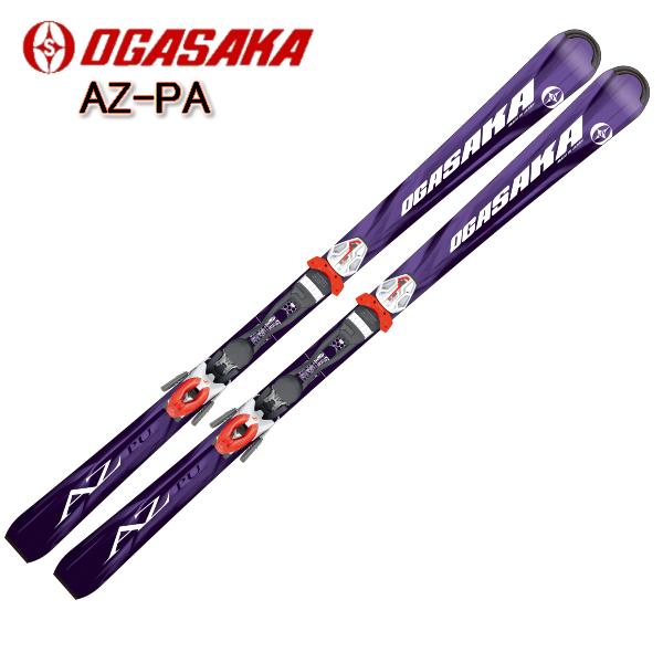 2018 スキー/2019 OGASAKA AZ-PU + 初級者 SLR10 スキー板 オガサカ オリジナルセット スキー 板 初心者 初級者 学生スキーヤー 軽量 スキー板 ビンディング取付工賃無料, St.Scott:a159416b --- sunward.msk.ru