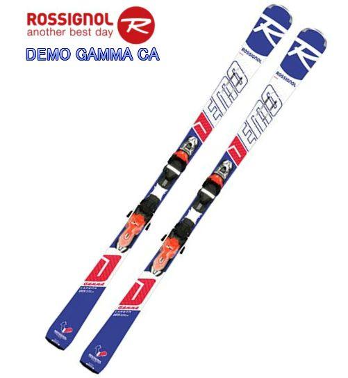 ROSSIGNOL 2018-2019 DEMO GAMMA CA XPress2 FCHD005 XPRESS 11 B83 ロシニョールスキー ビンディングセット スキー 板 ビンディング取付工賃無料
