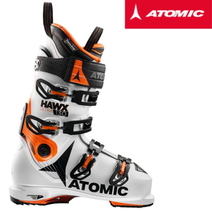 2017/2018【ATOMIC】アトミック スキーブーツ HAWX ULTRA 130/ホークス/メモリーフィット/送料無料/スキー ブーツ