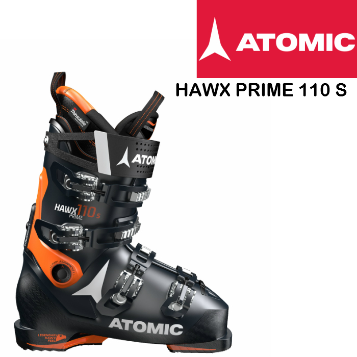 【お買物マラソン期間P5倍】2019 2020 ATOMIC HAWX PRIME 110 S Midnight Orange
