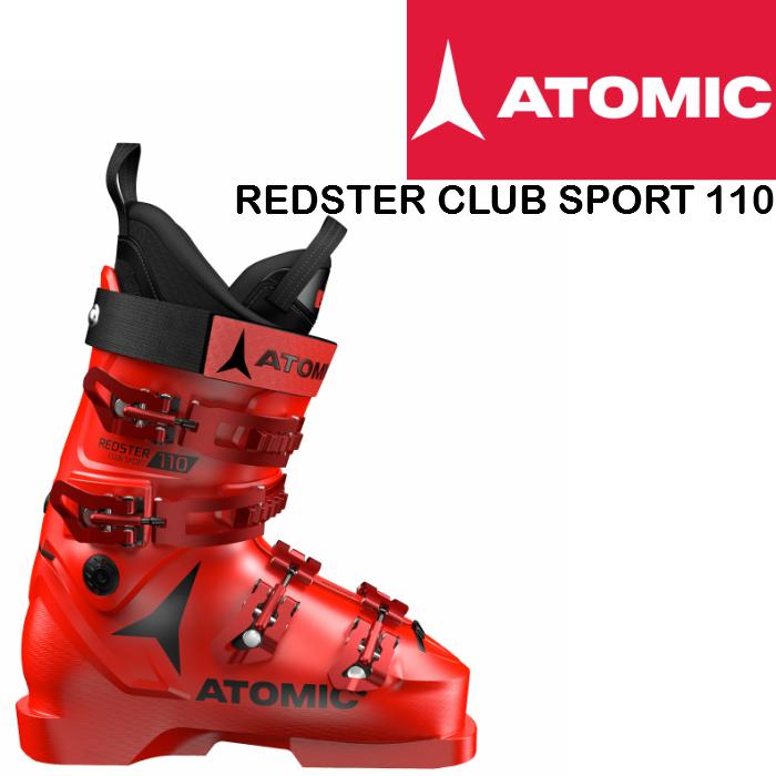 アトミック 2021 ATOMIC REDSTER CLUB SPORT 110 レッドスター クラブスポーツ 110