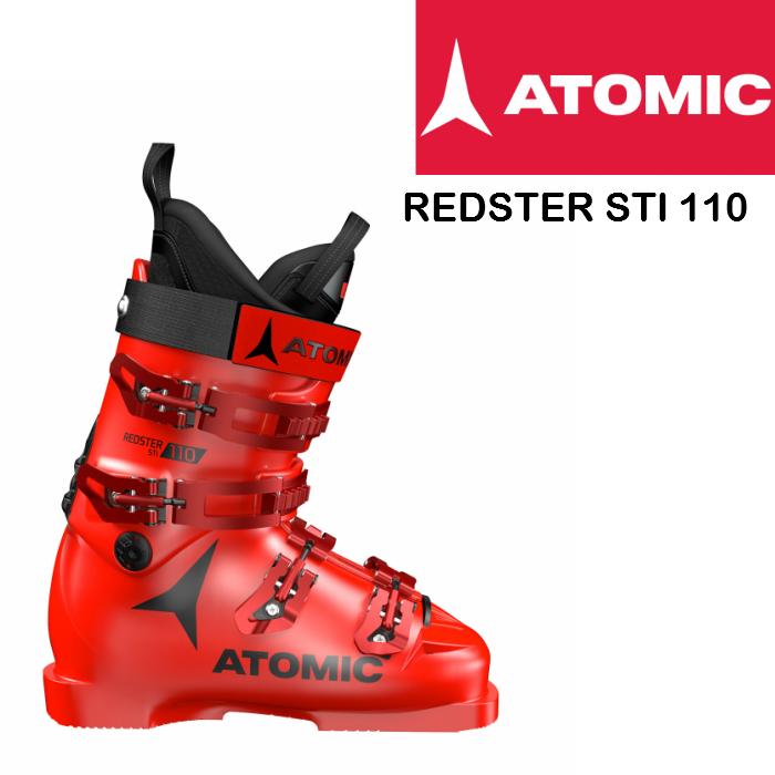 【お買物マラソン期間P5倍】2019 2020 ATOMIC REDSTER STI 110