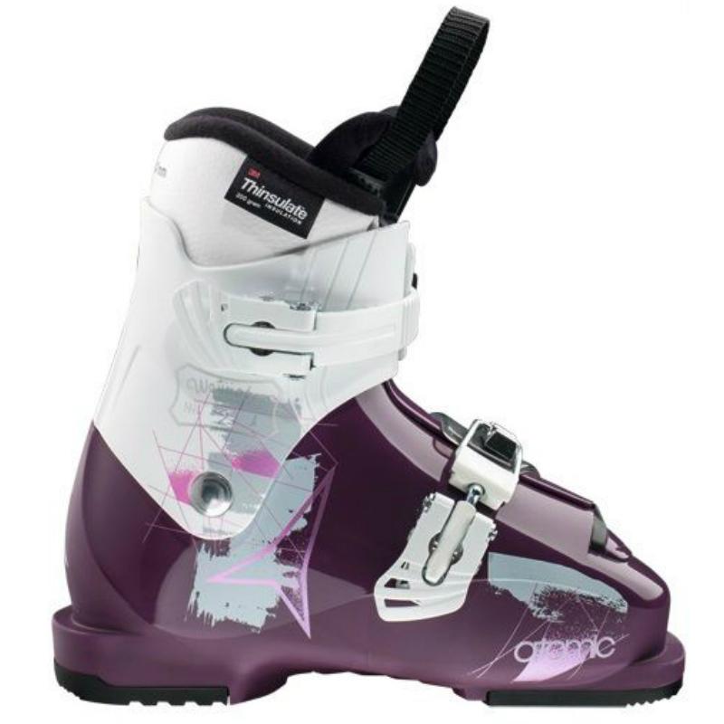ジュニア用スキーブーツ2015-16【ATOMIC】アトミック WAYMAKER GIRL 2/ウェイメーカージュニア/2バックル/キッズ/子供/男の子/女の子/送料無料
