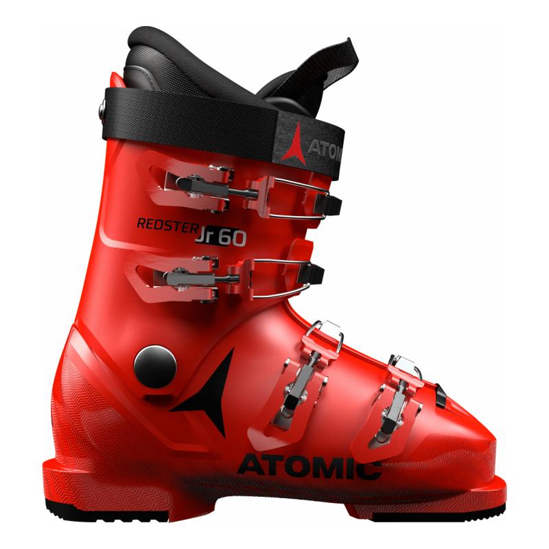 【スーパーセール大特価】2020 ATOMIC 赤STER JR 60 アトミック ジュニア用スキーブーツ レッドスター ジュニア 4バックル キッズ 子供 男の子 女の子 送料無料