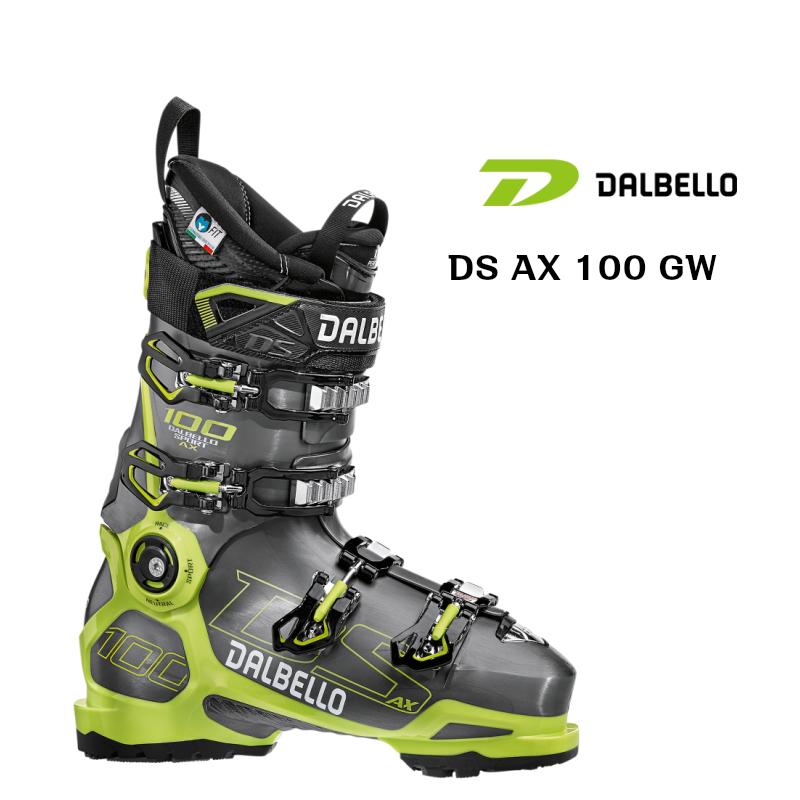 ダルベロ 2019 2020 DALBELLO DS AX100 GW ダルベロ スキーブーツ